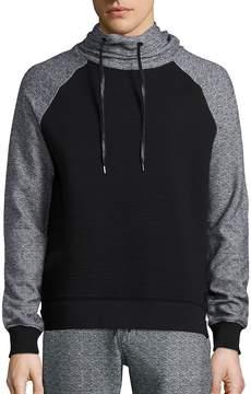 Madison Supply Men's Mixed Media Sweatshirt