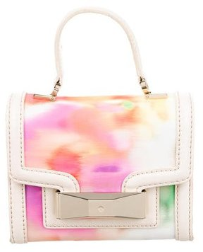 Kate Spade Abstract Print Crossbody Bag - WHITE - STYLE