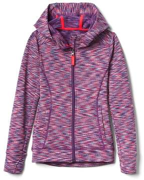 Athleta Girl Spacedye Warm Up Hoodie
