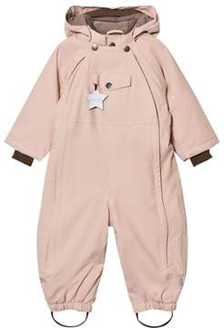 Mini A Ture Wisti, M Snowsuit Rose Smoke