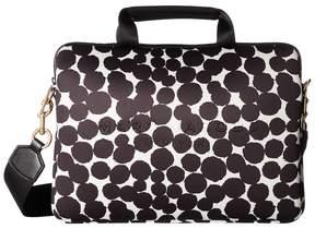 Marc Jacobs Neoprene Graphic Painted Dots Tech 13 Commuter Case