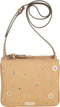 Nine West Jaya Grommets Crossbody Handbag