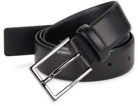 HUGO Classic Leather Belt