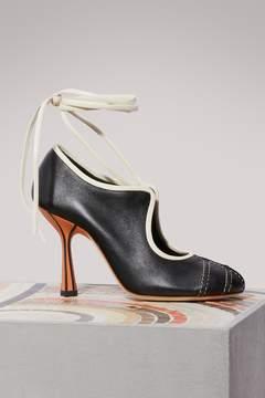 Marni Mary Jane pumps