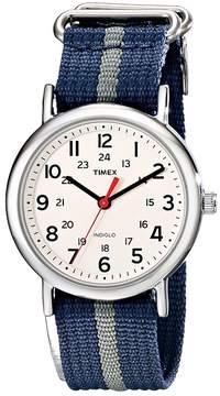 Timex Weekender Slip Through Nylon Strap Watch Watches