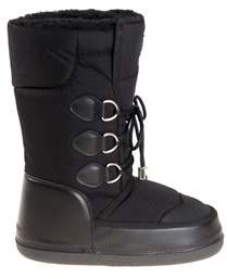 DSQUARED2 Men's Black Polyamide Ankle Boots.
