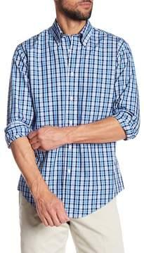 Brooks Brothers Regent Plaid Regular Fit Shirt