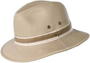 Stetson Dorfman Twill Safari Hat
