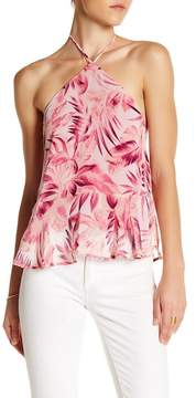 Dee Elly Tropical Halter Top