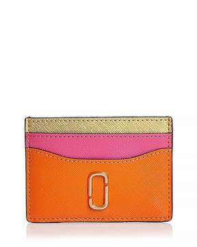 Marc Jacobs Snapshot Leather Card Case
