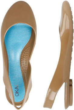 OKA b. Camel Brooke Ballet Flat - Women
