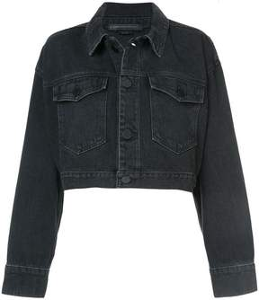 Alexander Wang cropped jacket
