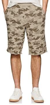 ATM Anthony Thomas Melillo Men's Camouflage Cotton Terry Shorts