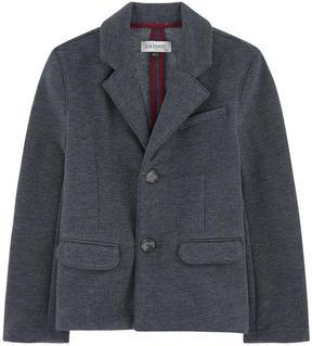 Jean Bourget Fleece blazer