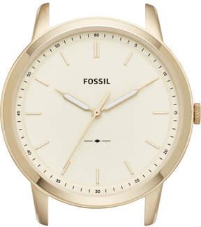 Fossil The Minimalist Slim Three-Hand Cream Watch Case