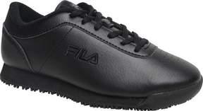Fila Memory Quickstart Slip-Resistant Work Shoe (Women's)