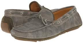 Aquatalia Blake Men's Lace Up Moc Toe Shoes