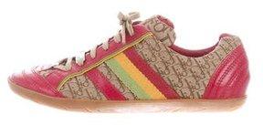 Christian Dior Rasta Diorissimo Sneakers