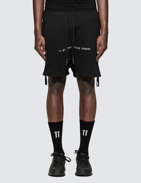 11 By Boris Bidjan Saberi Logo Short