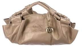 Loewe Metallic Handle Bag