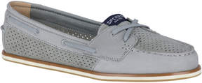 Sperry Strand Key Perforated Boat Shoe