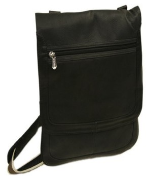 Piel Leather SMALL VERTICAL MESSENGER