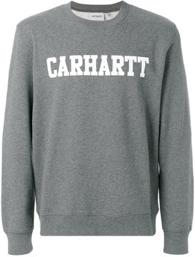Carhartt long-sleeved printed jumper