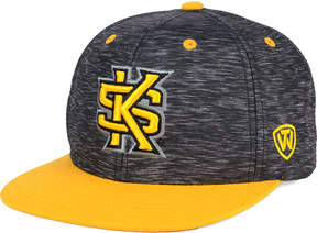 Top of the World Kennesaw State Owls Energy 2-Tone Snapback Cap