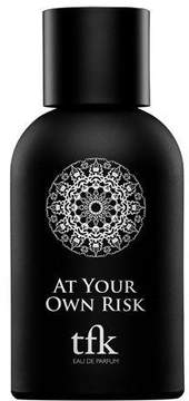 The Fragrance Kitchen AT YOUR OWN RISK Eau de Parfum, 100 mL