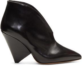 Isabel Marant Black Adenn Boots