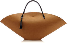 Jil Sander Sombrero Large Woven Bag