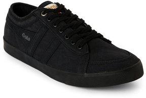Gola Black Comet Canvas Low Top Sneakers