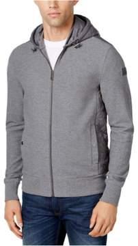 Michael Kors Quilted Hoodie Sweatshirt