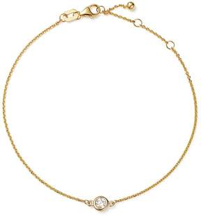 Bloomingdale's Diamond Bezel Set Bracelet in 14K Yellow Gold, .15 ct. t.w. - 100% Exclusive
