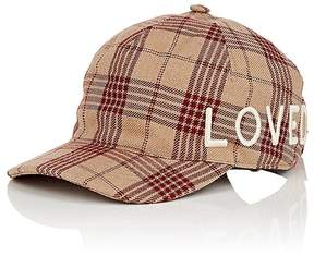 Gucci Men's Loved Wool Baseball Cap