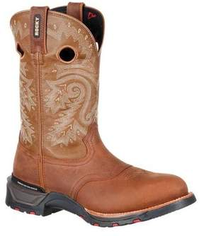 Rocky Men's 11 Technoram Saddle Western Boot RKW0208