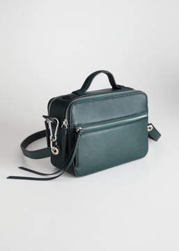 And other stories Duo Zipper Crossbody Bag