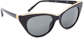 No.21 No. 21 Cat Eye Sunglasses