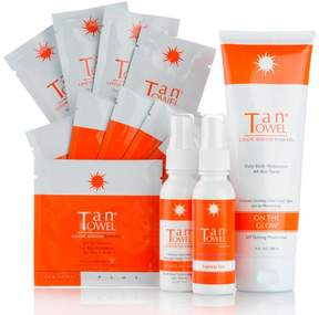 TanTowel Viewer's Choice Best of the Best Self-tanning Kit