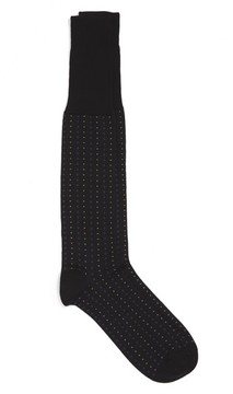 John W. Nordstrom Men's Mini Dot Socks