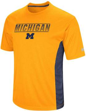NCAA Men's Campus Heritage Michigan Wolverines Beamer II Tee