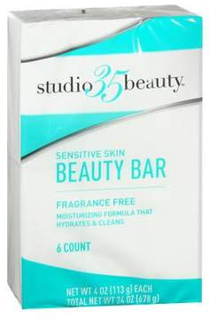 Studio 35 Beauty Bar Soap, Sensitive Fragrance Free