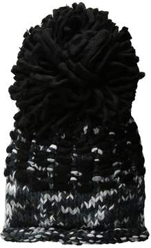 BCBGeneration Spacedye Super Pom Beanie Beanies