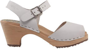 Cape Clogs Women's White Sundial Sandal
