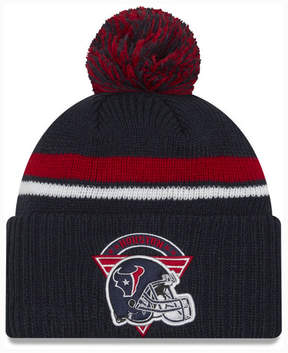 New Era Houston Texans Diamond Stacker Knit Hat