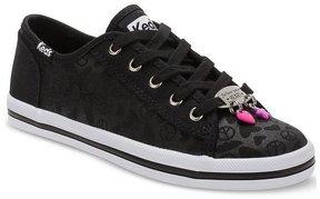 Keds Girls Kick Start Charm Sneaker