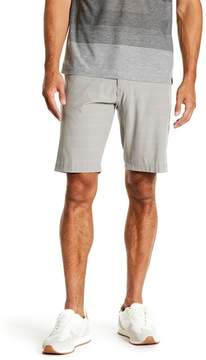 Burnside Striped Stretch Shorts
