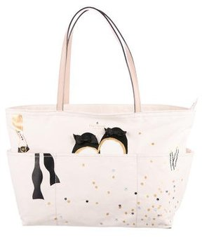 Kate Spade Wedding Belles Francis Tote w/ Tags - NEUTRALS - STYLE