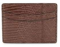 Saks Fifth Avenue Slim Card Case