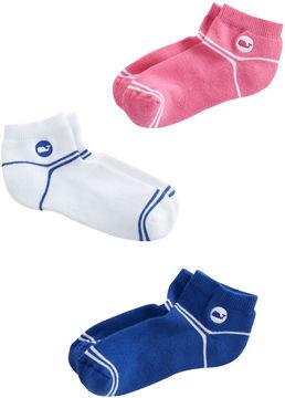 Vineyard Vines Girls Athletic Socks